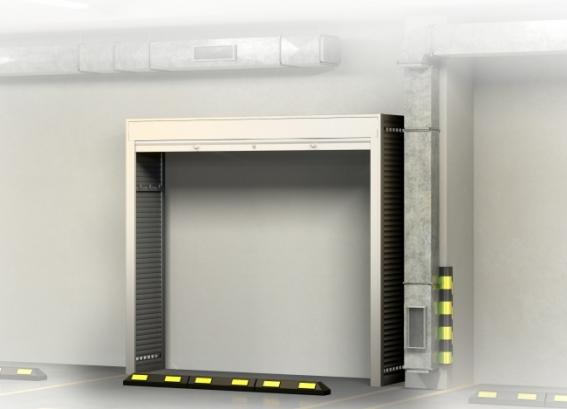 Шкаф в паркинг Лайт - 2 (без_наполнения)