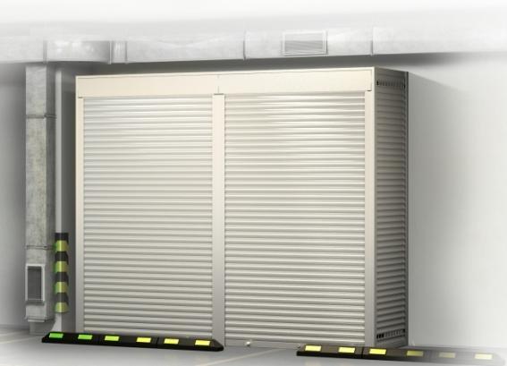 Шкаф на машиноместо Лайт - 4 (без_наполнения)