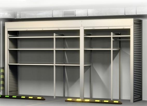 Шкаф на машиноместо Премиум - 4
