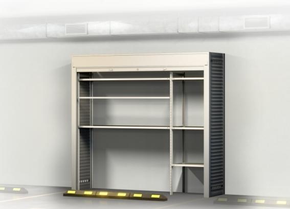 Шкаф на машиноместо УН - 4